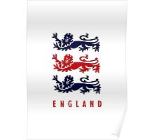 World Cup: England Poster