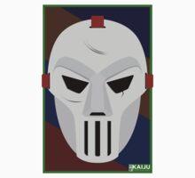 Masked New Yorker Kids Tee