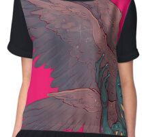 Angel in Color Chiffon Top