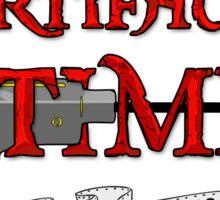 Artifact Time! Sticker