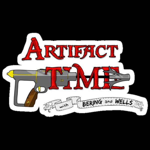 Artifact Time! by Atomic Octopus  Designs