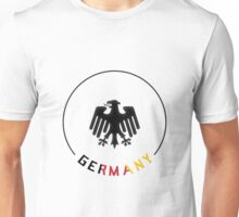 World Cup: Germany Unisex T-Shirt