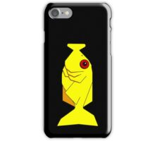 The Hitchhikers Guide to the Galaxy - Babel Fish iPhone Case/Skin