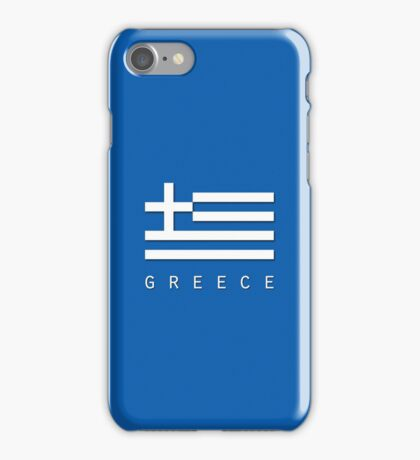 World Cup: Greece iPhone Case/Skin
