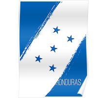 World Cup: Honduras Poster