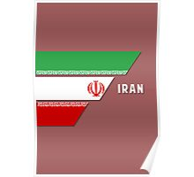 World Cup: Iran Poster