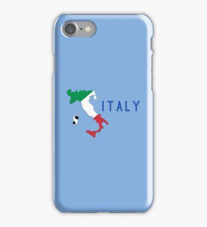 World Cup: Italy iPhone Case/Skin