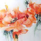 Poppy - Mess by Bev  Wells