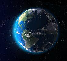 Earth Dawn by Paul Fleet