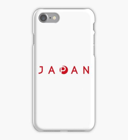 World Cup: Japan iPhone Case/Skin