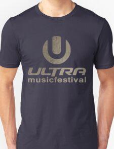 Ultra Music Fest Unisex T-Shirt
