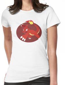 Charmeleon - Basic Womens Fitted T-Shirt