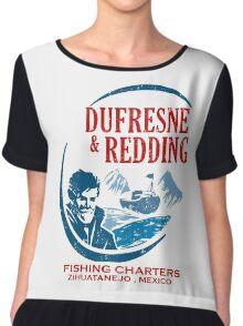 Dufresne & Redding   Chiffon Top