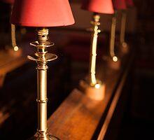 Choir Lights by Christopher Cullen