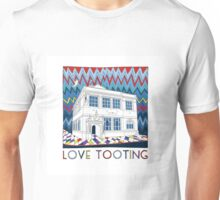 Love Tooting (Tooting Library) Unisex T-Shirt