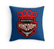 Pillows Kingdom Red Throw Pillow