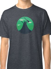 Wicked Defying Gravity Classic T-Shirt