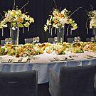 Festive banquet by Arie Koene