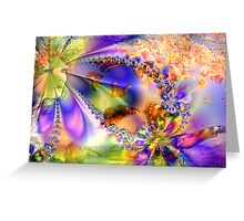 Beauty and Light of Nature Greeting Card