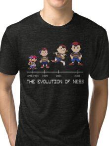 Ness - EarthBound Tri-blend T-Shirt