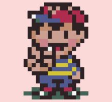 Ness - EarthBound Kids Clothes
