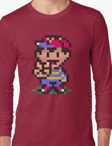 Ness - EarthBound Long Sleeve T-Shirt