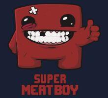 Super Meat Boy One Piece - Short Sleeve