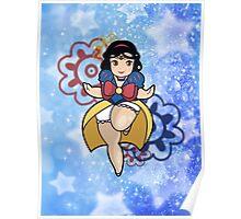 Sailor Snow White Poster