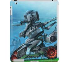 All terrain technical mech iPad Case/Skin