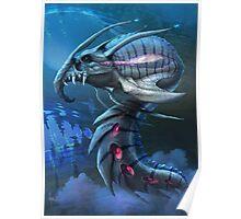 Underwater creature_third version Poster