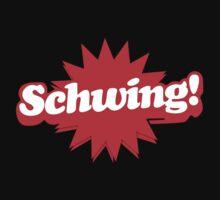 Wayne's World Schwing by SkunkApe
