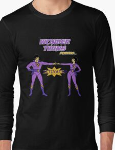 Wonder Twins Powers Activate Long Sleeve T-Shirt