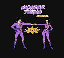 Wonder Twins Powers Activate Unisex T-Shirt