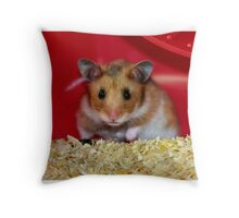 Hamster Pillow Throw Pillow