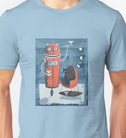 Robo-Tini Unisex T-Shirt