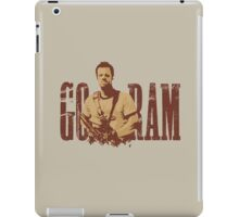 Firefly - Go Ram iPad Case/Skin