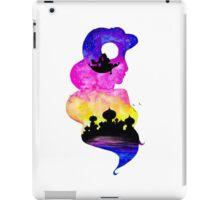 Princess Jasmine Double Exposure! iPad Case/Skin