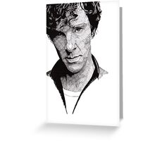 Benedict Greeting Card