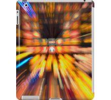 Fruit machine zoom burst gambling iPad Case/Skin