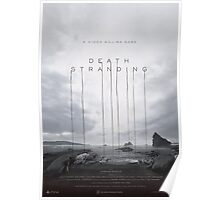 Death Stranding Poster Poster
