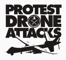 Protest Drone Attacks by IlluminNation