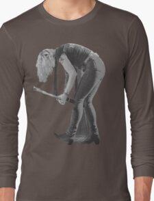Vintage Look Brody Dalle Long Sleeve T-Shirt