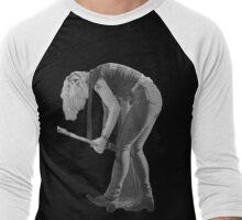 Vintage Look Brody Dalle Men's Baseball ¾ T-Shirt