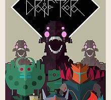 Hyper Light Drifter by Mdk7