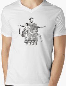 The Arsenal's Legends Mens V-Neck T-Shirt