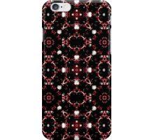 Futuristic Dark Pattern iPhone Case/Skin