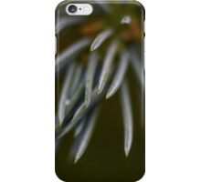 fir-tree iPhone Case/Skin