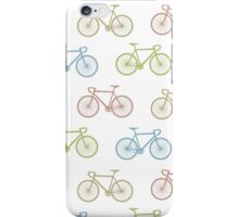 Hipster Bicycle iPhone Case/Skin