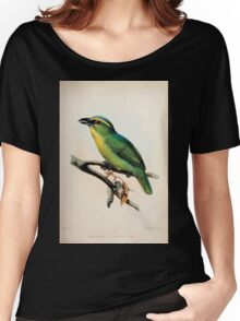 Proceedings of the Zoological Society of London 1848 - 1860 V3 Aves 021 Women's Relaxed Fit T-Shirt