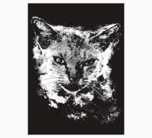 Cat art Kids Tee